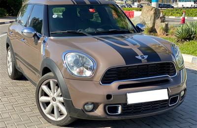 LOW MILEAGE! 2011 MINI COUNTRYMAN COOPER S 2.0 GCC...