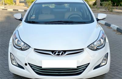 LOW MILEAGE! 2015 HYUNDAI ELANTRA 1.8 GCC