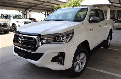 2020 Toyota Hilux Revo G Double Cab
