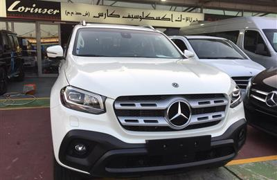 Mercedes X350 V6 DIESEL 0km model 2020 for export