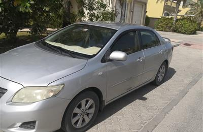 Corolla, 1.6L Japan, GCC Specs Amazing Condition Perfect...