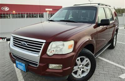 Ford Explorer XLT SUV 4X4 V6 4.0L Model 2009 Year Fully...