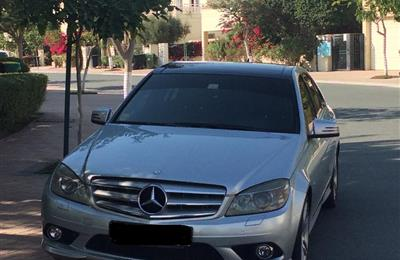 Mercedes C 280 AMG 2009 161000 kms @ 30k only Excellent...