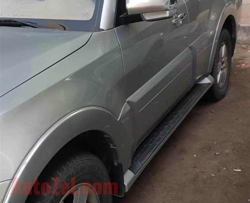Mitsubishi Pajero in PERFECT condition inside out
