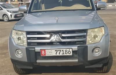 Mitsubishi Pajero (Excellent Condition)