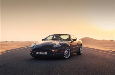 1999 DB7 i6 Aston Martin Coupe