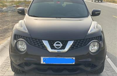 Nissan Juke 2015 1.6L GCC Mid Options