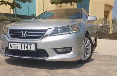 GCC Honda Accord 2013