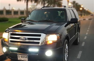 2014 FORD EXPEDITION LIMITED LEATHER, STILL UNDER AL TAYER...