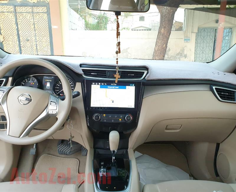 Nissan X Trail 2017 Model , Accident Free Vehicle for Sale