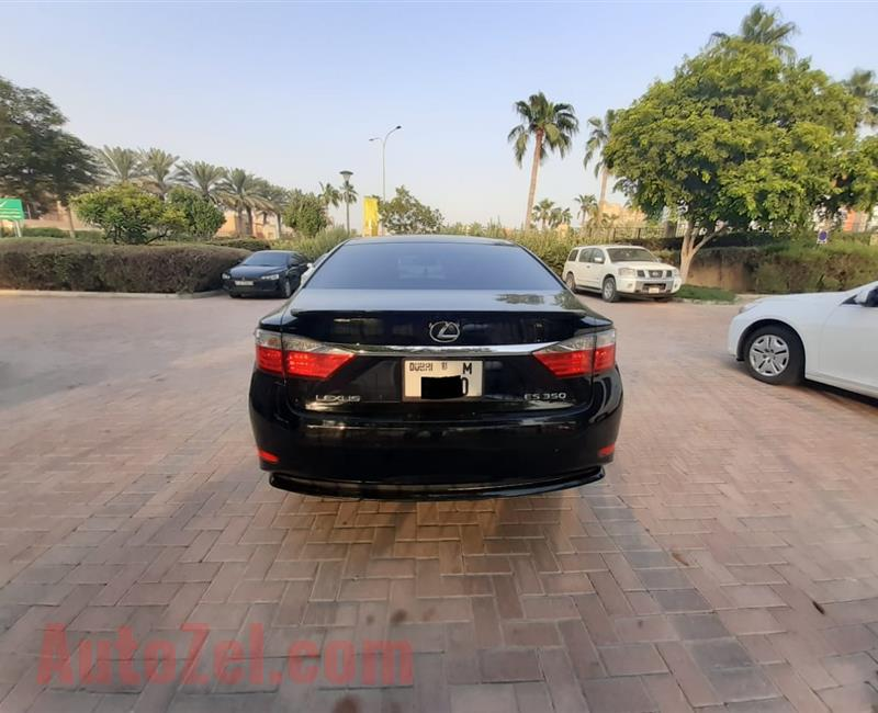 2013 LEXUS ES350 FULL OPTION FIRST OWNER URGENT SALE