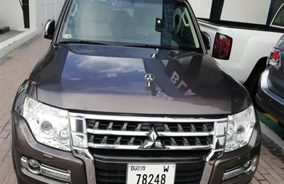 Pajero 2016 Full Option