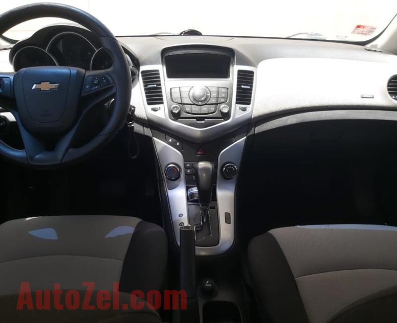 CHEVROLET CRUZE 2012 FOR SALE IN MINT CONDITION