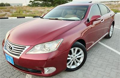 Lexus ES-350 V6 3.5L Model 2010 Year Fully Loaded Options...