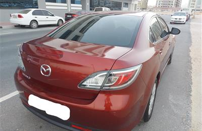 MAZDA 6 2011 FULL AUTOMATIC KM (130,000) SINGLE OWNER FREE...