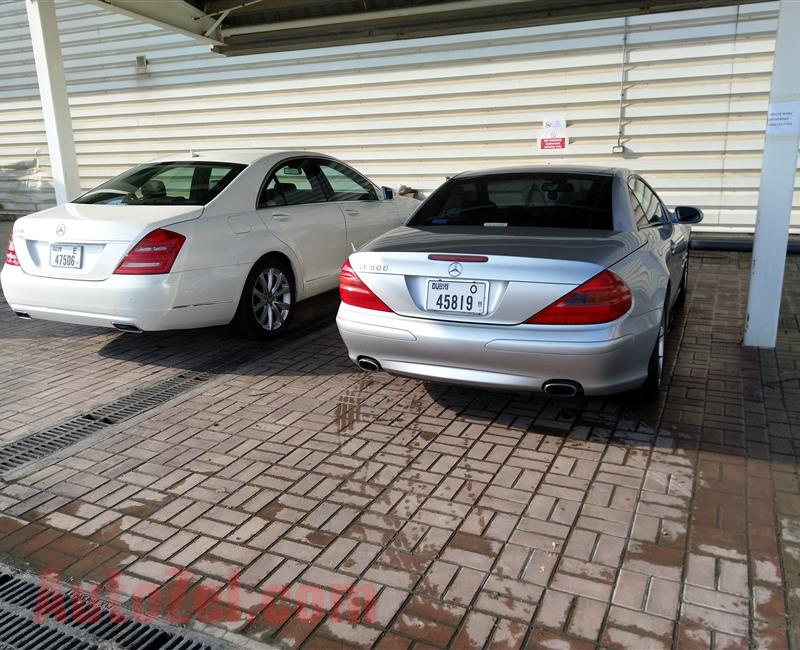 SALE LIKE NEW  MERCEDES SL 500