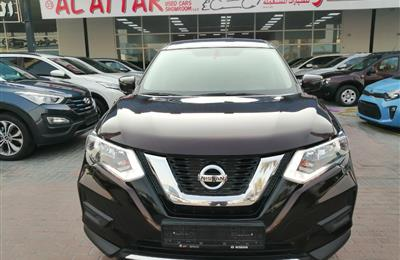 Nissan X-Trail 2018 - GCC - 5 Years Finance - Single Owner...