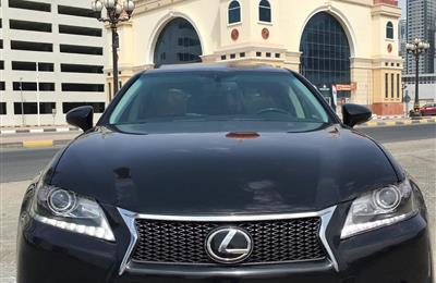 2013 LEXUS GS350 AWD FOR SALE CANADIAN IMPORTED وارد كندا...