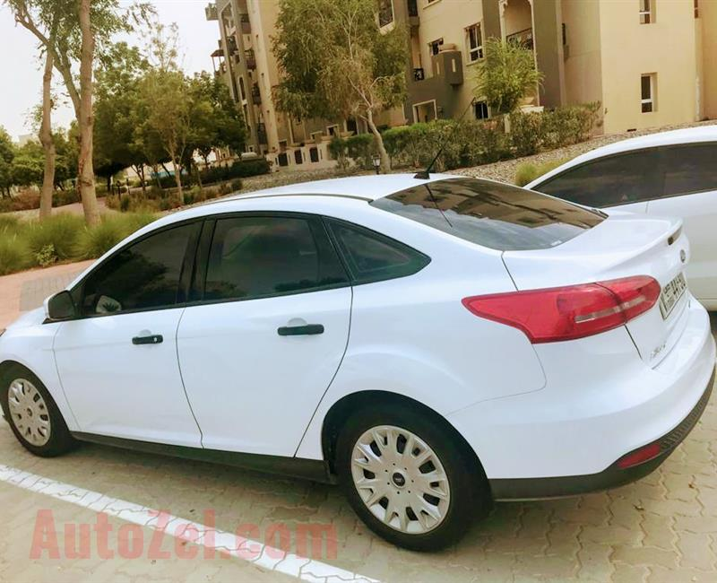 Ford Focus 1.5L 2016,GCC,Warranty, Full service history!