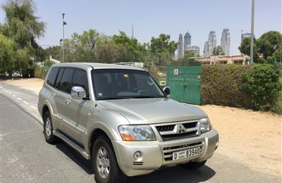 Low mileage, great condition Pajero
