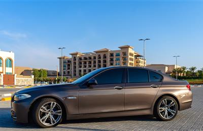 BMW 550i - Manual Transmission with M5 Body Kit