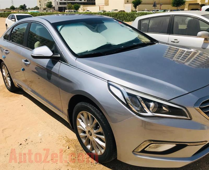 Hyundai Sonata GCC Very Good Condition