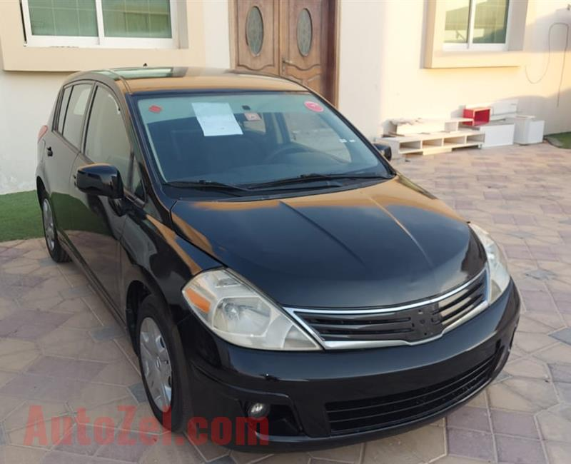 Nissan Tiida 2011 For Sale 12,000 Dirhams