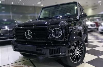 MERCEDES G400 Night package Edition V6 DIESEL 0KM 2020...