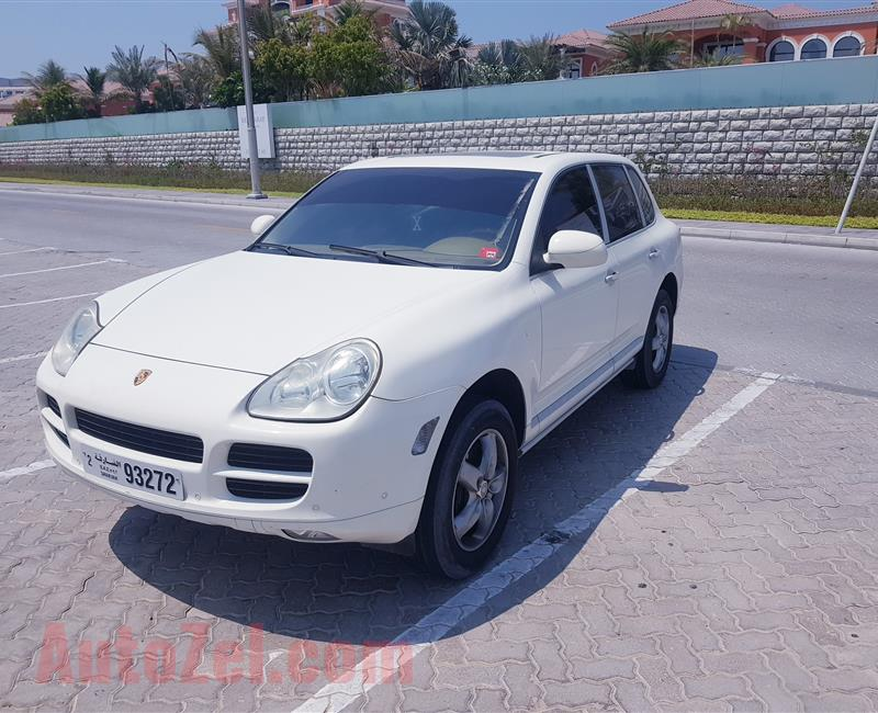 Porsche cayenne in very good condition