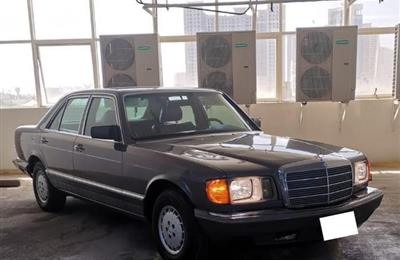 Mercedes Benz SE380 1984 - Agency Condition