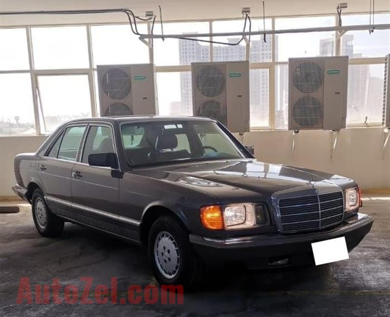 Price Reduced Mercedes Benz SE380 1984 - Agency Condition