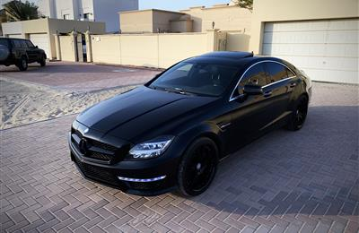 1,267 Monthly | 2013 Black Edition Mercedes CLS V8 AMG |...