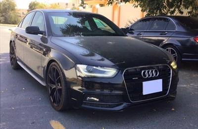 Audi A4, Quattro 2.0L Turbo, S-Line, Full Option, GCC...