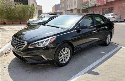 Hyundai sonata 2017 Canada specification custom papers