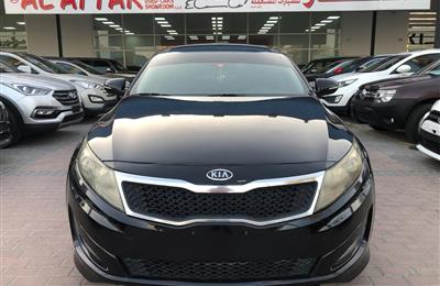 Kia Optima 2012 - Full Options - 3 Years Finance - Sunroof...
