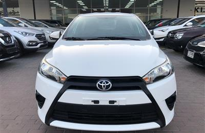 Toyota Yaris 1.3L 2016 - Finance available upto 5 Years -...