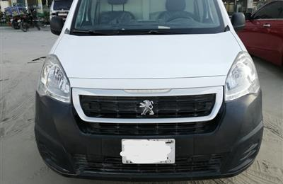 Peugeot Partner 1.6L 2017 for Sale
