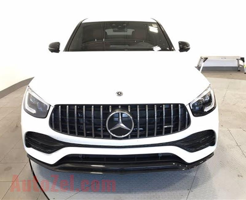 Clean 2020 Glc 43 AMG Coupe