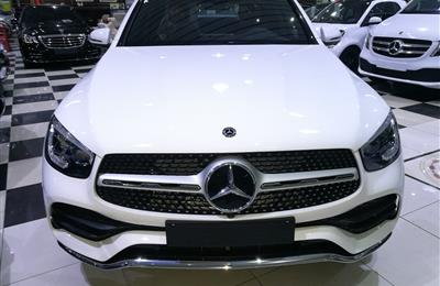 For export Mercedes GLC 200 Coupe 4 MATIC 0km model 2020