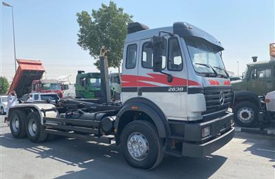 Mercedes-Benz Hook loader 2638 Silver
