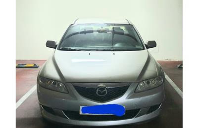 Mazda 6 -Well maintained family used car