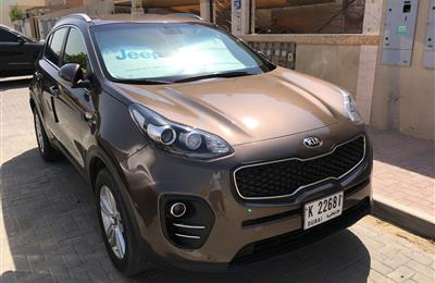 2017 Kia Sportage 1.6 FSH First owner 40K KM