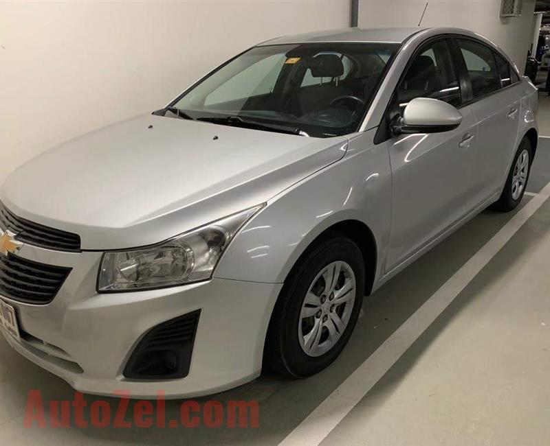 Chevrolet Cruze 2013 for Urgent Sale (Leaving UAE)