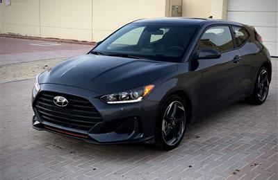 705 Monthly / 2019 Hyundai Veloster new shape