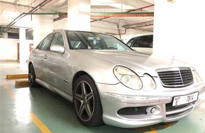 Well MAINTAINED Mercedes Benz E240 in Great Condition