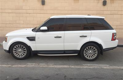 Land Rover Range Rover Sports HSE 2011