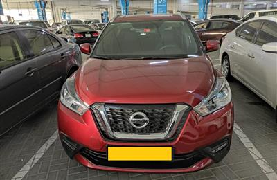 Nissan Kicks 2018 1.6 Ltr. Mid Option Mint Condition Under...