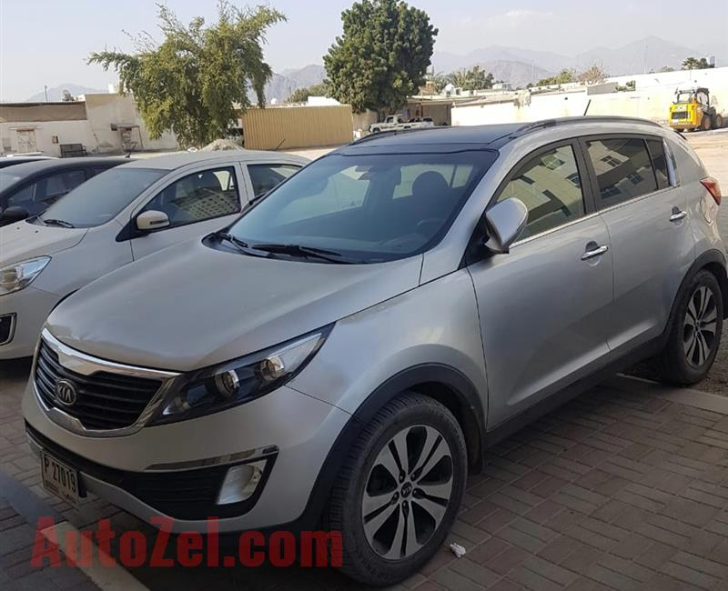 Kia sportage excellent condition
