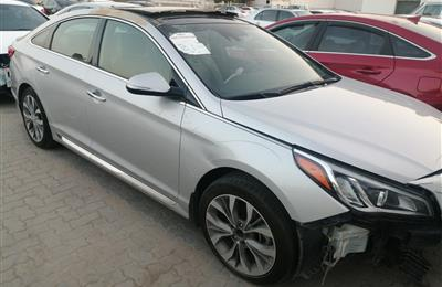 HYUNDAI SONATA 2015 FOR SALE.