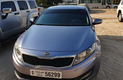 Kia optima 2013 Gcc